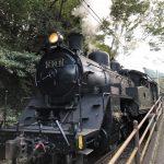 大井川鐵道のSL機関車