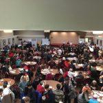 オタワ日系協会主催の餅つき大会に行って来ました