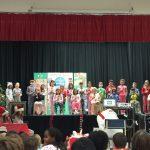 現地校のクリスマスコンサート
