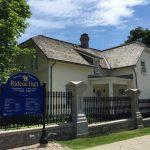Rideau Hall(リドーホール)の庭でピクニック🍙