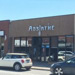 レストラン『Absinthe』に行ってきました