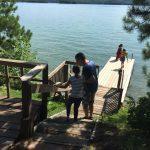透明度抜群の湖、レイククリアに行ってきました!